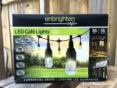 Where would you use Café String Lights? Smart Home Design, Love Cafe, Smart Home Automation, Deck With Pergola, Product Offering, Landscape Lighting, Outdoor Entertaining, String Lights, Diy Tutorial
