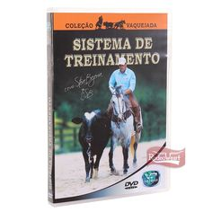DVD Sistema de Treinamento - Steve Bezerra - Rodeo West