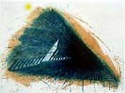Robert Stackhouse | Blue Encounterings | 1992 | 4 color spitbite / aquatint / etching