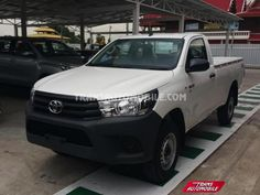 Toyota Hilux/REVO Pickup single Cab 2.8L J RHD 4X4 (to sale) https://www.transautomobile.com/en/export-toyota-hilux-revo-pickup-single-cab/1733?PI