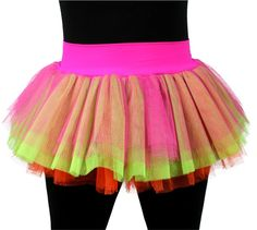Let's Party With Balloons - Dr Tom's Neon Tutu, $17.00 (http://www.letspartywithballoons.com.au/dr-toms-neon-tutu/)