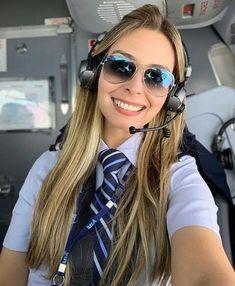 (notitle) - Uniform - Women in Uniform Jet Fighter Pilot, International Civil Aviation Organization, Pilot Uniform, Female Pilot, Air New Zealand, Fear Of Flying, Girls Uniforms, Sexy Older Women, Cabin Crew