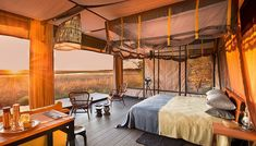 With the opening of King Lewanika Lodge, Zambia is quickly emerging as a premier safari destination alternative to the more popular Serengeti.