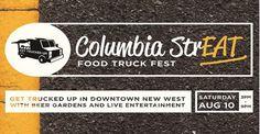 New West. strEat Street Food Truck Fest.