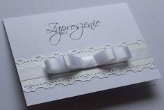 zaproszenia ślubne Wedding Cards, Wedding Invitations, Envelope, Ticket Invitation, Cards, Wedding Ecards, Envelopes, Wedding Invitation Cards, Wedding Invitation