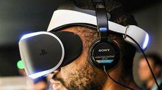 f1496ecbb2be Project Morpheus Virtual Reality-bril vanaf begin 2016 verkrijgbaar -  Techmania.