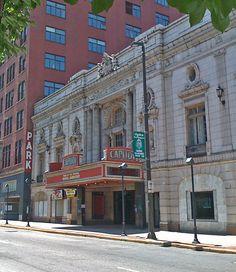 Capitol Music Hall Theater, Wheeling