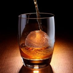 »Star Wars Death Star Silicone Ice Cube Trays Ice Ball# Kitchen Gadgets Collection«