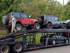 Everything Jeep Wrangler!