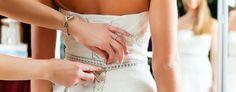Wedding fitting