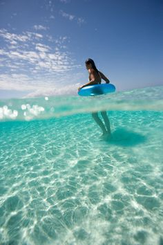 I wanna swim in water this clear! BUCKET LIST. idk where, but idc. I would travel to swim in water like this