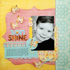 *SonShine* - Scrapbook.com BasicGrey - Nook and Pantry Collection