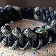 Bracelet de survie / bracelet paracorde sur mesure