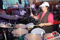 Falguni Pathak at grand rehearsal for Navratri Festival