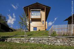 leonardo finotti - architectural photographer: PETER ZUMTHOR - ANNALISA ZUMTHOR HOUSE