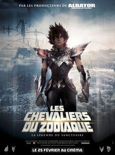 Gagnez des DVD du film Les Chevaliers du Zodiaque – La Légende du Sanctuaire