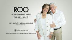 ROO July Guzmán & Ramon Corral, ORIFLAME - YouTube