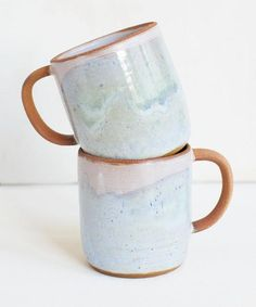 Hillside Blue Mug
