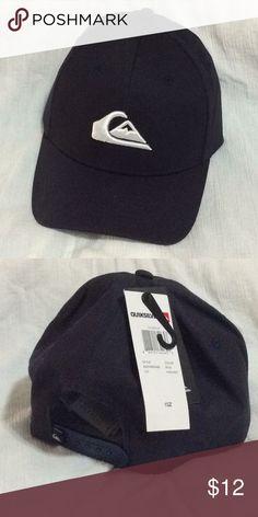 Quicksilver Men's hat dark navy NWT Dark navy men's Quicksilver hat with white embroidered logo. New with tags. Navy Man, Dark Navy, Hats For Men, Fashion Tips, Fashion Design, Fashion Trends, Baseball Hats, Man Shop, Logo