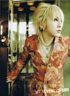 Ruki. the GazettE. LOVE THIS OUTFIT.