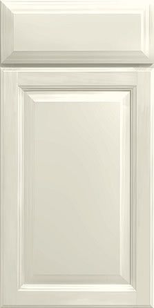 Merillat Masterpiece Cabinetry-Verona Square Maple Canvas Painted from waybuild
