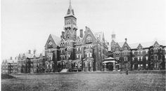 The Real Arkham Asylum; The Danvers State Hospital, also known as the Danvers Lunatic Asylum