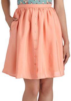 #ModCloth                 #Skirt                    #Peach #Perfect #Skirt #Retro #Vintage #Skirts #ModCloth.com                  Peach Perfect Skirt | Mod Retro Vintage Skirts | ModCloth.com                                           http://www.seapai.com/product.aspx?PID=933335