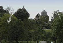 German Fairy Tale Route -  Sleeping Beauty Castle  Sababurg, Germany