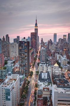 I want to visit New York City one day in the future. I would never want to live there, just take a tour...