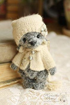 Denis by By Olga Nechaeva | Bear Pile