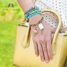 This summers trend colors! Shop Copacabana on my c+i boutique! www.chloeandisabel.com/boutique/jessicafrancis