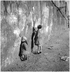 Robert Doisneau, The First Teacher, Paris, 1935.