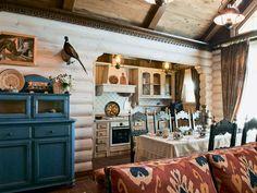 Банный комплекс из оцилиндрованного бревна | Дома из оцилиндрованного бревна | Журнал «Деревянные дома»