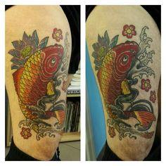 Koy tattoo