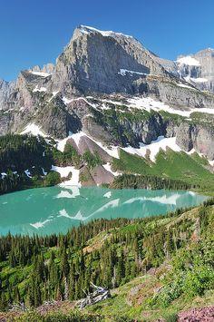Mount Gould - Montana.. » #travel #montana #usa