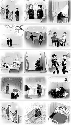 History of Klaine