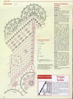 Журнал: Elena Crochet D'Art №26 small, №31 (вязание салфеток, крючок) - Вяжем сети - ТВОРЧЕСТВО РУК - Каталог статей - ЛИНИИ ЖИЗНИ