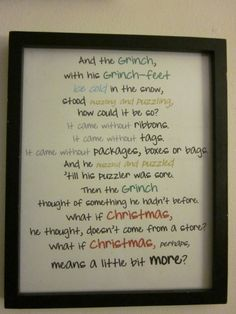 Perfect Christmas Night (from Dr. Seuss! How the Grinch Stole ...