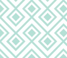 Connect the Blocks Minty wallpaper by honey