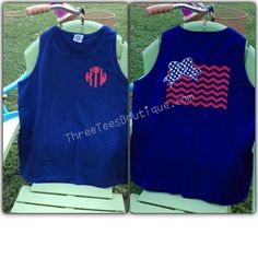 Hey, I found this really awesome Etsy listing at https://www.etsy.com/listing/233270483/monogram-tank-top-comfort-colors-tank