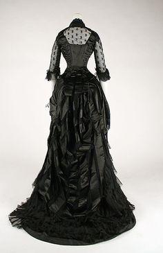 Dress, Evening     1881–84
