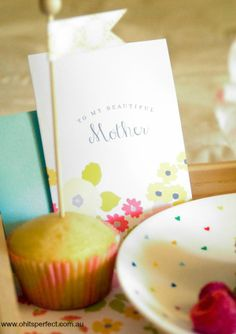 Mother�s Day Breakfast In Bed�Free Printables Oh Its Perfect