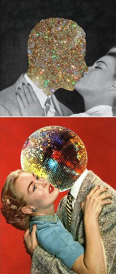 collages by California based artist Eugenia Loli Photomontage, Art Du Collage, Face Collage, Music Collage, Pop Art, Modern Art, Contemporary Art, Eugenia Loli, Photoshop