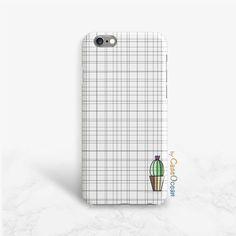 Grid Classic iPhone case, iPhone 6 6s 6Plus 6s+ phone case, iPhone SE 5 5s 5c 4…