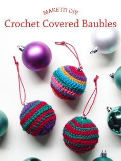 Well it's official, it really is beginning to look a lot like Christmas! The sun is shining, the jacarandas are in full bloom and every weekend I can smell my neighbours barbequing. Talk about Christmas cheer! And with that in mind, I've been spending all my spare time whipping up these adorable DIY crochet covered …