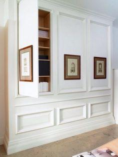 収納を確保しながら、部屋のデザインも崩さない。部屋にあった家具などを置いて収納するのも、もちろん、インテリアデ…