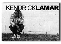 Kendrick Lamar Custom Decoractive Home Decor Wall Paper Print Poster Wall Sticker 20 X 30 Inch