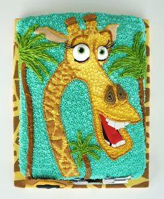 Melman Cake Melman Cake :)
