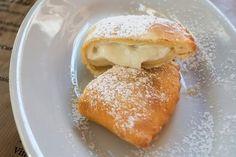 Cassatelle di ricotta siciliane pasta molto interessante!!