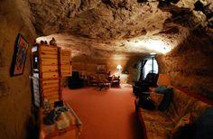 Kokopelli's Cave – New Mexico, USA